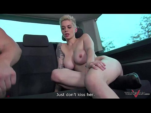 Sex Addict Chick Gets Fuck Of Her Life In Van Owned By Mea Melone
