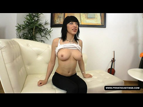 Carol Miller Shows Off Her Amazing Teen Body At A Hardcore Casting Call