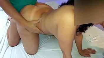 A Fat Spaniard Fucks Hard With Several Men In Her Pussy And Big Mouth