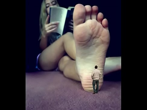 Punished By The Feminist's Stinky Feet