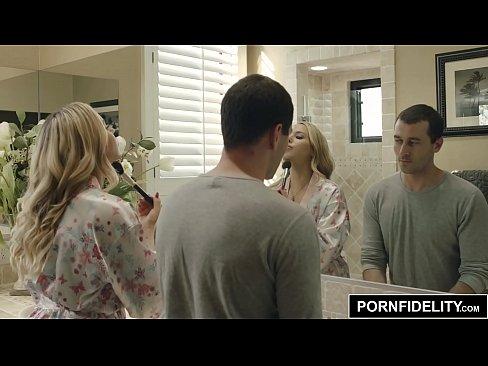 Pornfidelity Olivia Austin Curvy Bimbo Creampie