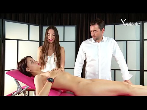 Yonitale: Beautiful Teen Ariel (Lilit A) Has Orgasmic Massage And Licking. Part 1