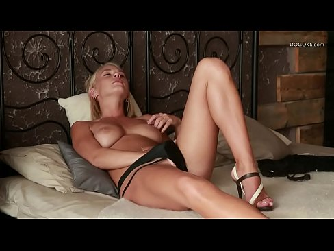 Real Sexy Blonde With Big Tits