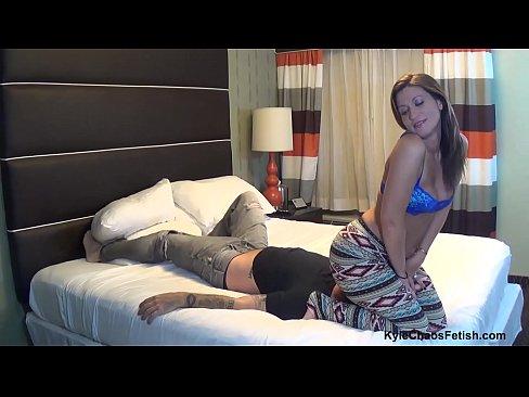 Bratty Milf Facesitting In Yoga Pants - Constance