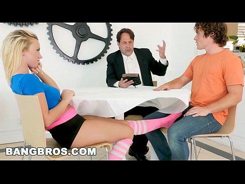 Bangbros - Divine Intervention Featuring Bailey Brooke On Assparade! (Ap16035)