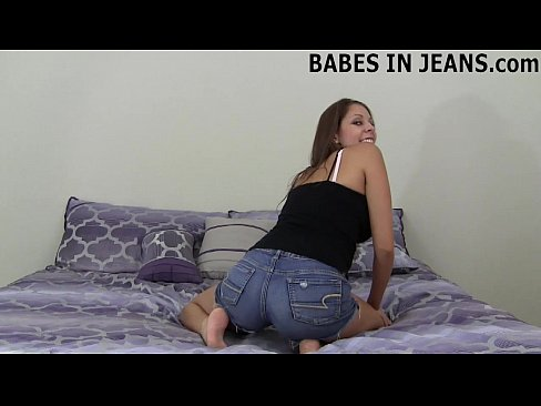 Look How My Tight Jeans Hug My Plump Pussy Joi