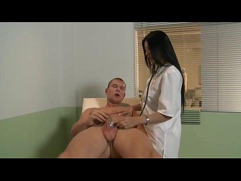 Sensual Doctor Sofia Cucci Fucked In Medical Office!