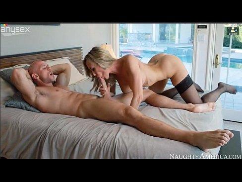 Sexy Blonde Milf Brandi Love Is Banged Hard From Behind By Johnny Sins