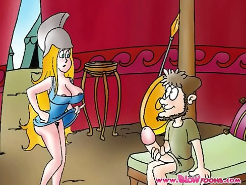 The Iliad 2 Adult Cartoon