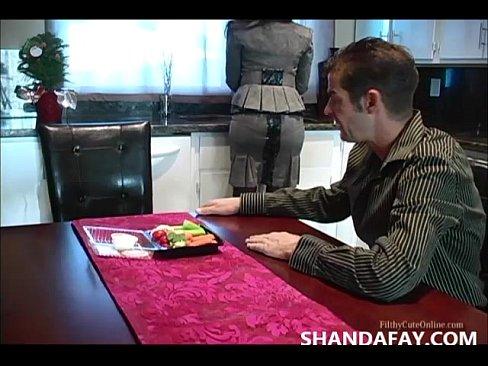 Shandafay Fucking Him Dirty!! Pegging & Fingering!