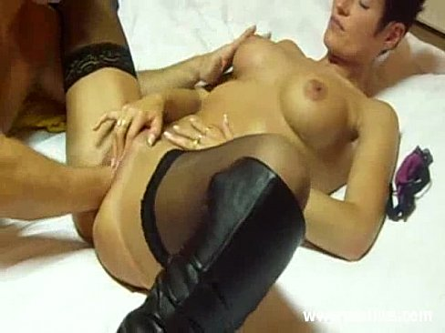 Hot Amateur Milf Fisted By A Big Bald Brute