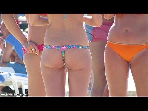 Hotbikiniteens Video 02