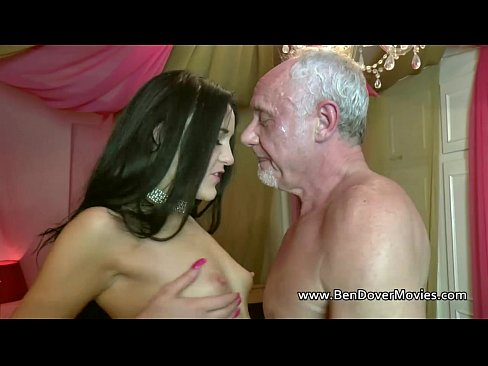 Babe With 60 Yr Old Man At Radlett Swingers Party