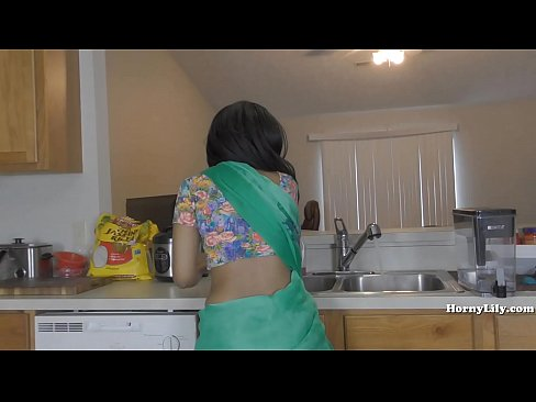 Step-Mom Begs For Son's Cum In All Her Holes (English Subtitles)