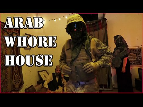 Tour Of Booty - American Soldiers Slinging Dick In An Arab Whorehouse