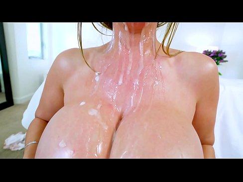 Big Tit Kianna Facial Compilation
