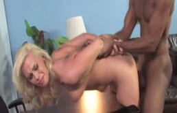Cuckold Video With A Blonde That's Fucked By A Big Black Cock
