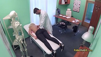Baba Hairy Fucks Xxx Doctor Fucks Her On The Bed On The Patient Anal