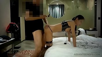 They Filmed The Asian Girl's Nice When I Fuck You In The Cunt Of Her Little